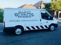 RAPID MOBILE MECHANICS LTD - THE MECHANIC THAT COME TO YOU