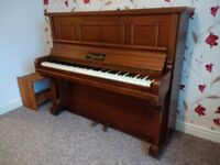 Upright piano - Norman & Son