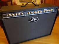 Peavey Special 212 Chorus Guitar Amplifier with clean & lead channels. 100 watt output.