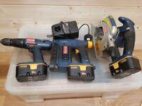 18 volt power tools
