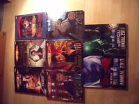 Doctor Who Annuals 2006-2013
