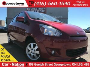 2014 Mitsubishi Mirage SE | AUX | HEATED SEATS | POWER OPTIONS |