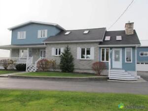495 000$ - Maison 2 étages à vendre à St-Clet