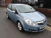 2009 (09 reg), Vauxhall Corsa 1.4 i 16v Design 5dr (a/c) £1,995 p/x welcome