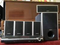 Sony home theatre system DVD