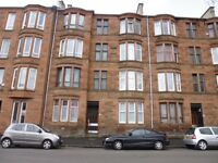 One Bedroom Second Floor Furnished Property, Torrisdale Street, Strathbungo, Glasgow (ACT 42)