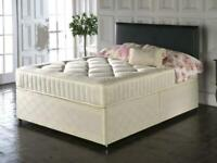 Single orthopaedic mattress