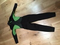 tribord childs wetsuit 6-8 yrs old