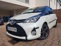 Toyota Yaris Hybrid zero road tax