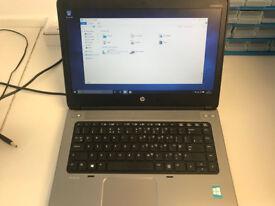 HP Probook MT41 - 14 HD Screen - A4 4300m CPU - 8GB RAM 250GB HDD - Windows 10 - Extended battery