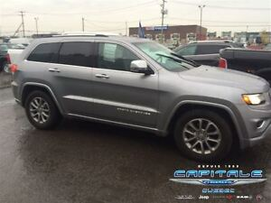 2014 Jeep Grand Cherokee OVERLAND*GPS*TOIT OUVRANT PANORAMIQUE*P