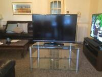 T.V and Stand