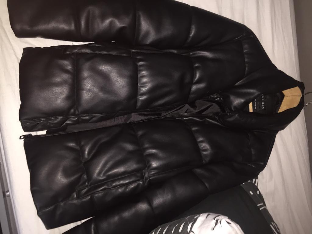 Zara coat (M)