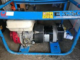 Honda generator 2.4 kw