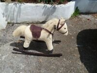 Rocking Horse Small 1-3 years Approx. Good Condition
