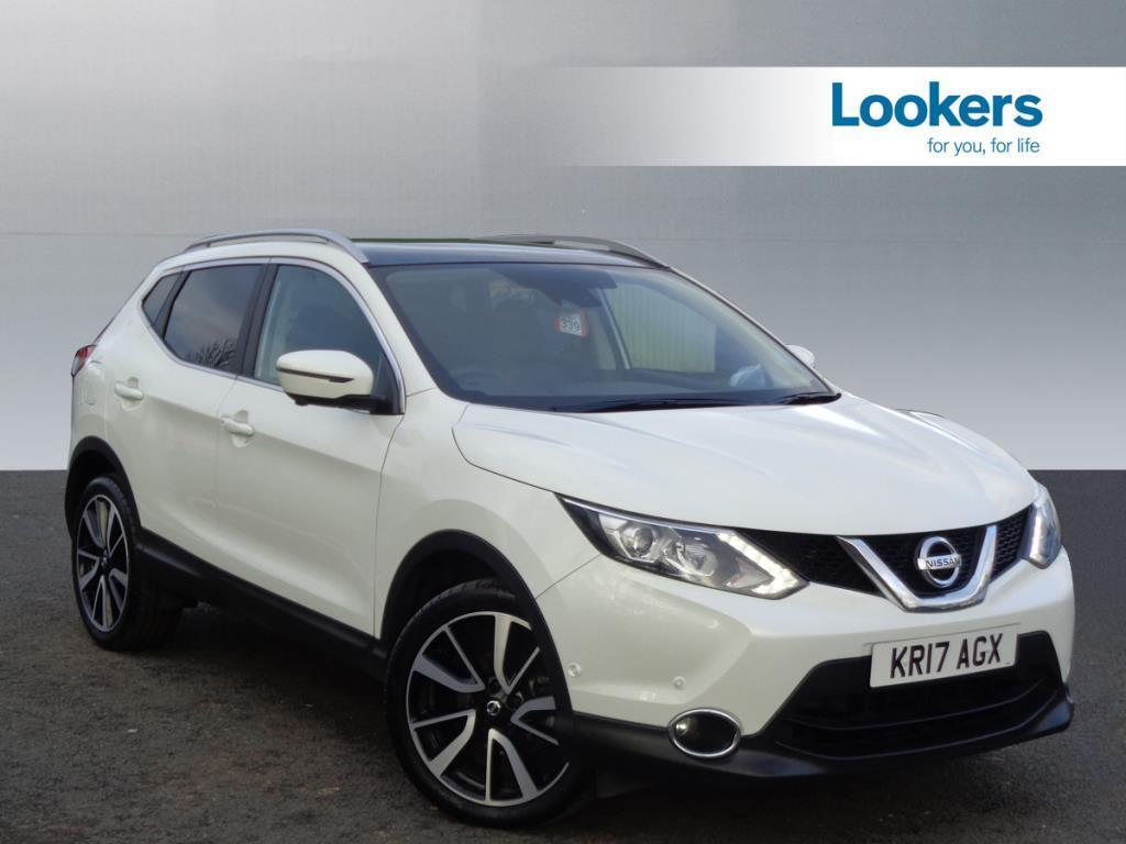 nissan qashqai dci tekna white 2017 03 30 in motherwell north lanarkshire gumtree. Black Bedroom Furniture Sets. Home Design Ideas