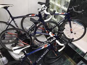 LIKE NEW (51cm / 53cm) COLNAGO CX ZERO ULTEGRA DI2 CARBON ROAD BIKE