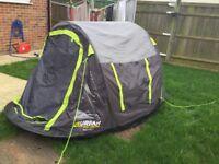 URBAN ESCAPE 2 man pop up tent