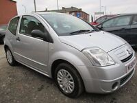 CITROEN C2 1.1i Airplay +, (silver) 2008