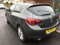Vauxhall Astra 2 litre sri diesel full service history low miles 87,000