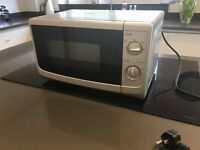 SOLD - FREE Microwave oven. 17 Litre. Mechanical timer