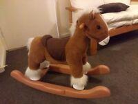 Kiddieland Rocking Horse toy