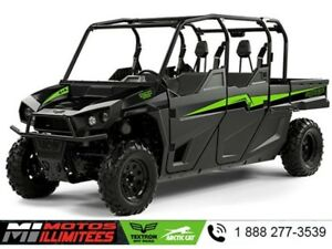 2018 Textron Stampede 4 EPS