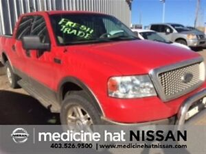 2004 Ford F-150 Lariat Local one owner Low KM