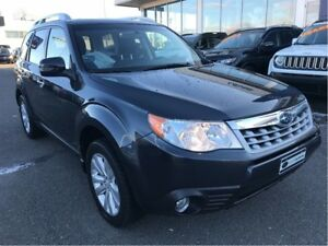 2012 Subaru Forester 2.5X Touring Package (A4)