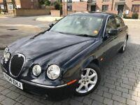 Jaguar S-Type 2.5 V6 SE Saloon 4dr Petrol Automatic, New Mot, Full service, hpi clear