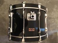 Yamaha Recording Custom 22x14 Bass Drum Piano Black