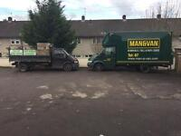 Brownings Man and van house removals,rubbish clearance,house clearance,scrap metal