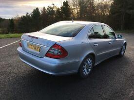 Mercedes Elegance E Class