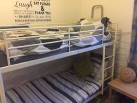 IKEA Bunk beds with Mattress Included
