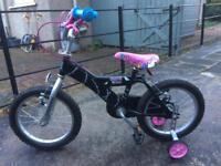 Monster High Children's bike (16inch wheels age 4-6)