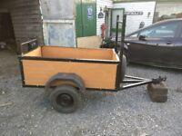5x3 trailer.