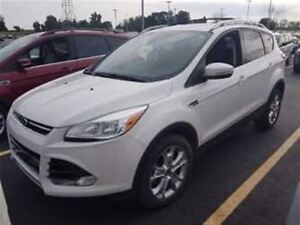 2014 Ford Escape TITANIUM AWD! LEATHER! NAVIGATION! PANORAMIC SU