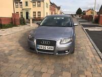 Audi A3 sport 1.6 petrol reg 2005 mileage 59,000