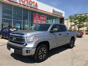 2014 Toyota Tundra CREWMAX TRD, ONE OWNER, NO ACCIDENTS