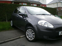 *** Fiat Grande Punto 1.2 DYNAMIC M-J 5dr* FULL 12 MONTHS MOT*3 MONTHS WARRANTY INCLUDED* BARGAIN***