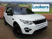 Land Rover Discovery Sport TD4 HSE LUXURY (white) 2016-06-28
