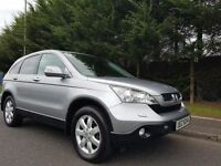 AUGUST 2008 HONDA CRV ES I-CTDI 6SPEED STUNNING EXAMPLE FULL SERVICE HISTORY OUTSTANDING CONDITION!