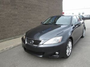 2011 Lexus IS 250 LEATHER AWD