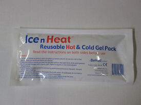 New Reuseable Hot / Cold Gel Packs for First Aid Use Pack of 20 Units