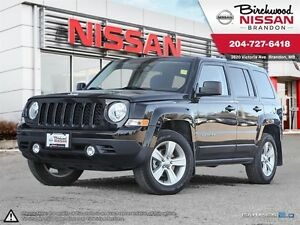 2014 Jeep PATRIOT LOCAL! 4WD AS LOW AS $170 BI-WEEKLY North