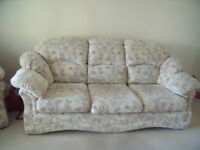 Sofa and Armchairs **Great Condition** **Suits Any Decor**