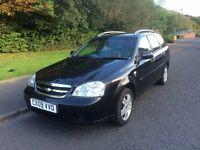 Chevrolet Lacetti 1.6 SX 5dr 1 PREV OWNER, GENUINE MILEAGE