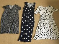 ASOS Maternity Dress Bundle, Size 10