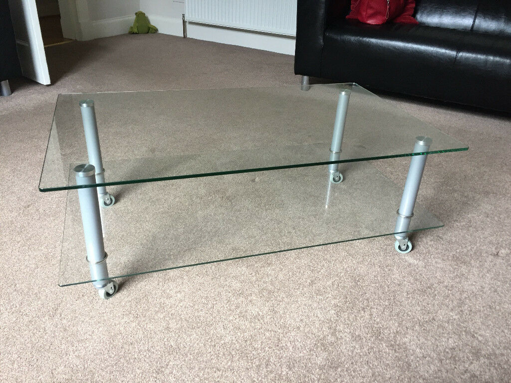 Glass Coffee Table Ikea Gillsby