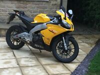 Aprilia rs4 125 mint condition